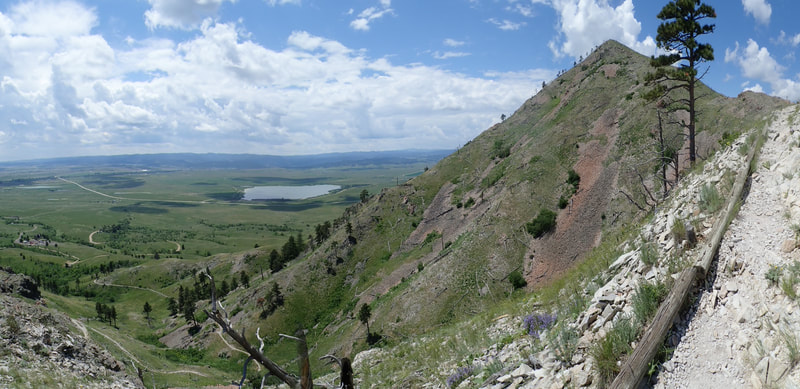 Bear Butte, SD