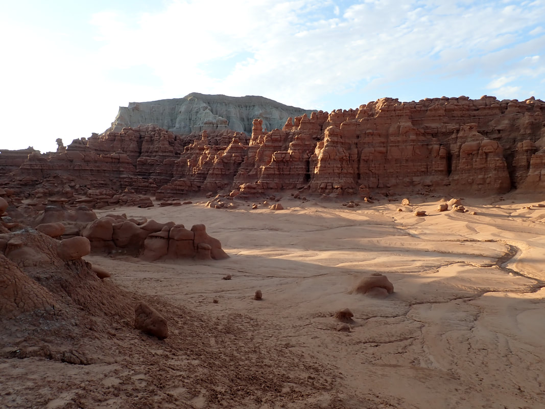 Goblin Valley at Dawn