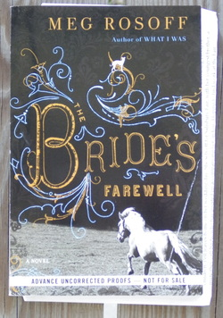 The Brides Farewell by Meg Rosoff